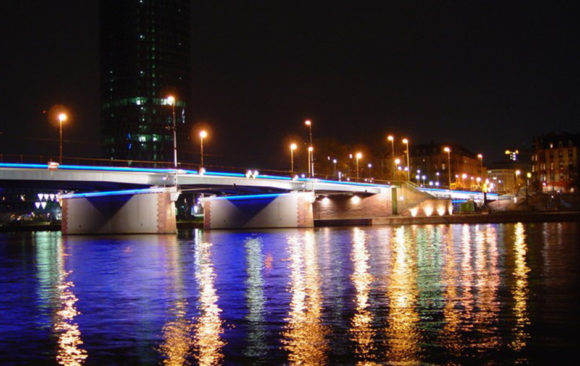 Friedensbrücke Frankfurt am Main